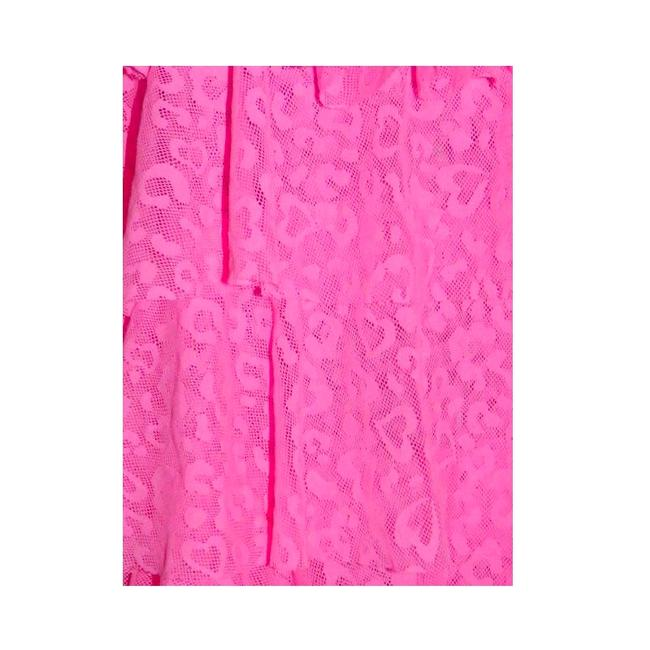 Victoria's Secret short dress Pink Nylon Spandex Strapless Sexy Beach on Tradesy Image 2
