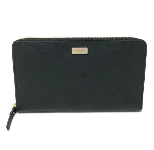 Preload https://img-static.tradesy.com/item/24926878/kate-spade-black-laurel-way-kaden-travel-organizer-leather-wallet-0-0-540-540.jpg