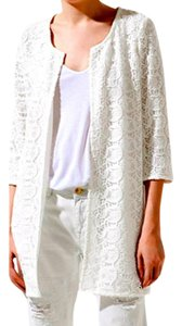 Zara Lace Bridal white Jacket