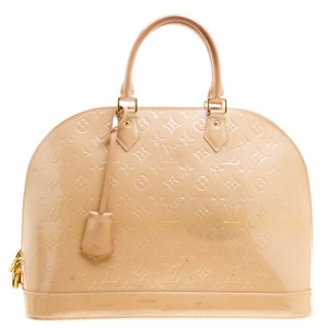 Louis Vuitton Leather Shoulder Bag