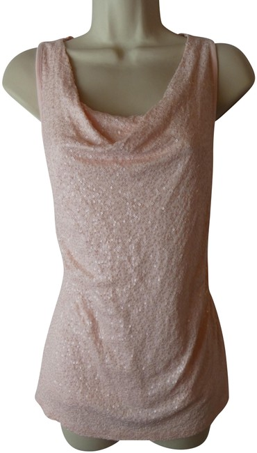 Item - Pink M Blouse Size 8 (M)