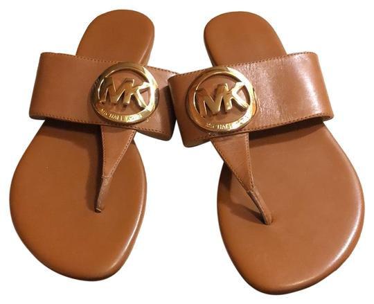 Preload https://img-static.tradesy.com/item/24929082/michael-michael-kors-chestnut-mk-sandals-size-us-6-regular-m-b-0-1-540-540.jpg
