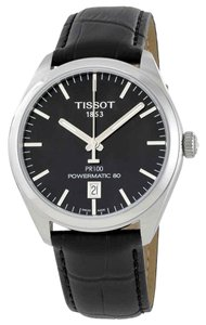 Tissot PR 100 Automatic Stainless Steel Round Men's Watch