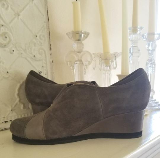 Earthies Gray Wedges Image 2