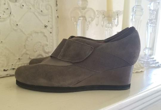 Earthies Gray Wedges Image 3
