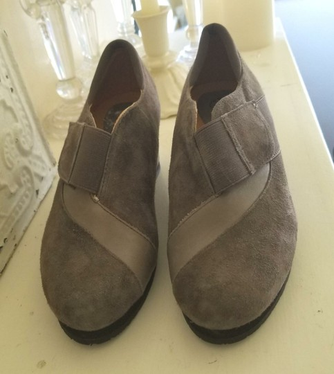 Earthies Gray Wedges Image 4