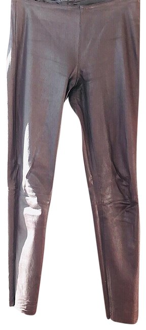 Preload https://img-static.tradesy.com/item/24929185/lapis-brown-italia-fine-leather-pants-size-8-m-29-30-0-1-650-650.jpg