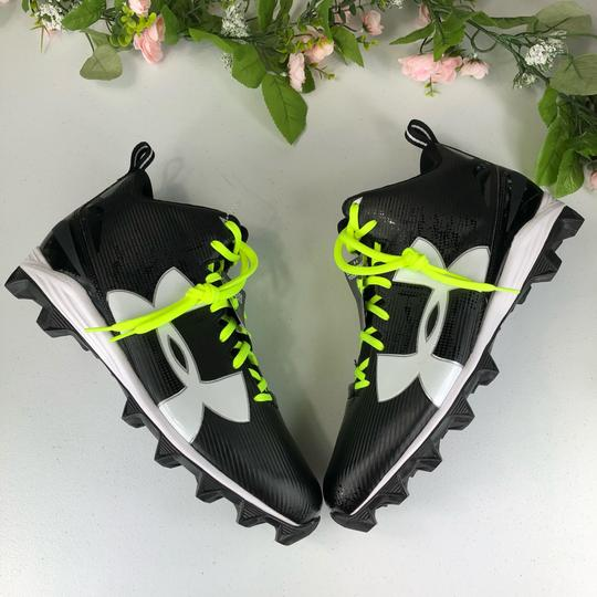 Under Armour Black Athletic Image 3