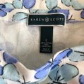 Karen Scott T Shirt blue Image 4