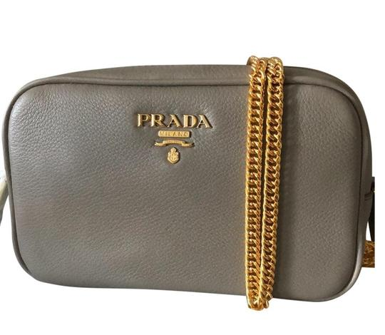 Preload https://img-static.tradesy.com/item/24929439/prada-taupe-leather-cross-body-bag-0-3-540-540.jpg