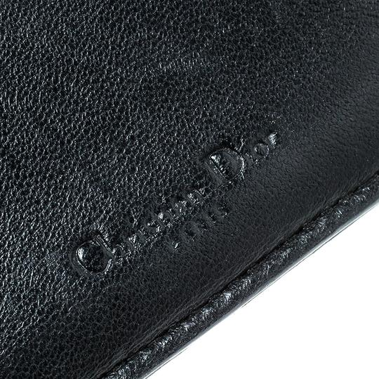 Dior Cannage Leather Lady Dior Flap Wallet Image 8