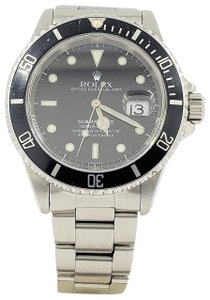 Rolex Rolex Stainless Steel 16610 Submariner Stainless Oyster Date 40mm