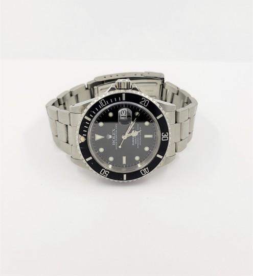 Rolex Rolex Stainless Steel 16610 Submariner Stainless Oyster Date 40mm Image 3