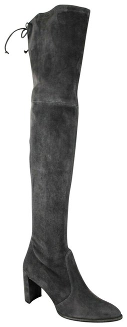 Item - Slate Women's Landmark Suede Over-the-knee 9w Boots/Booties Size US 9 Wide (C, D)