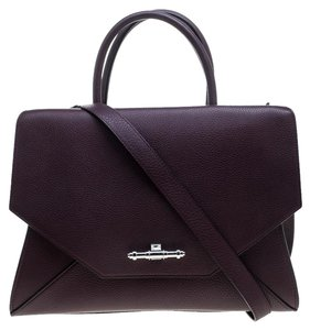 8c7d01ff8d04 Givenchy Leather Tote in Burgundy. Givenchy Medium Obsedia ...