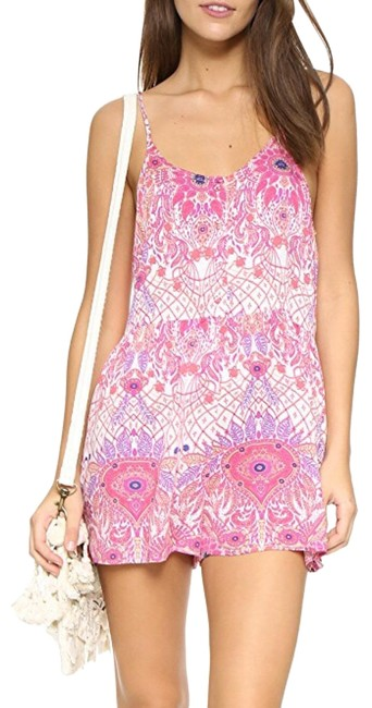 Preload https://img-static.tradesy.com/item/24929655/somedays-lovin-pink-multi-paisley-heat-romper-shorts-size-4-s-27-0-1-650-650.jpg
