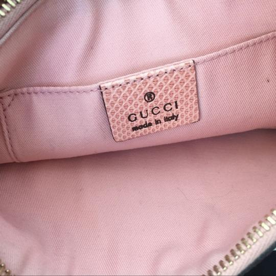 Gucci Bumblebee Guccisimo Gg Biege Shoulder Bag Image 4