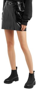 Rag & Bone Mini Skirt black