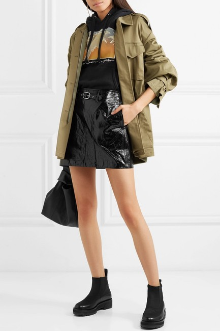 Rag & Bone Mini Skirt black Image 1