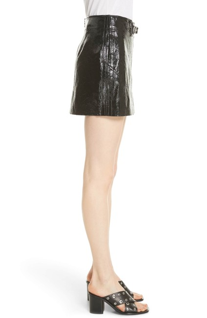 Rag & Bone Mini Skirt black Image 3