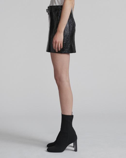 Rag & Bone Mini Skirt black Image 5