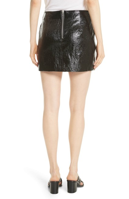 Rag & Bone Mini Skirt black Image 7