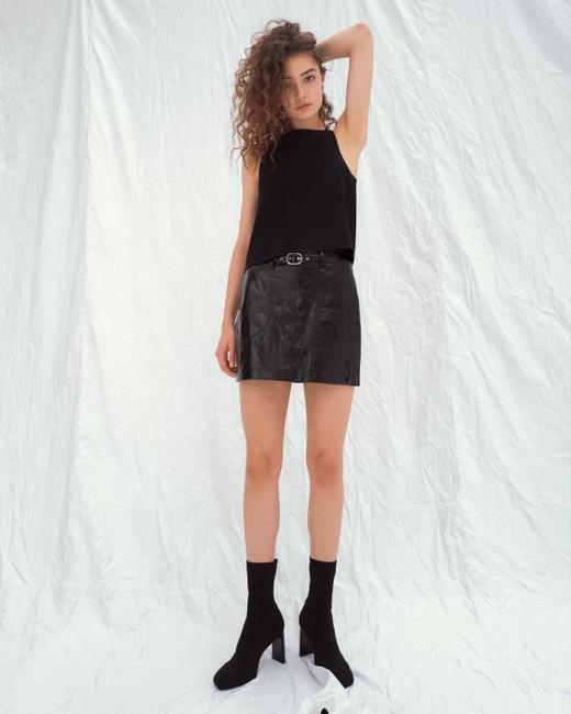 Rag & Bone Mini Skirt black Image 9
