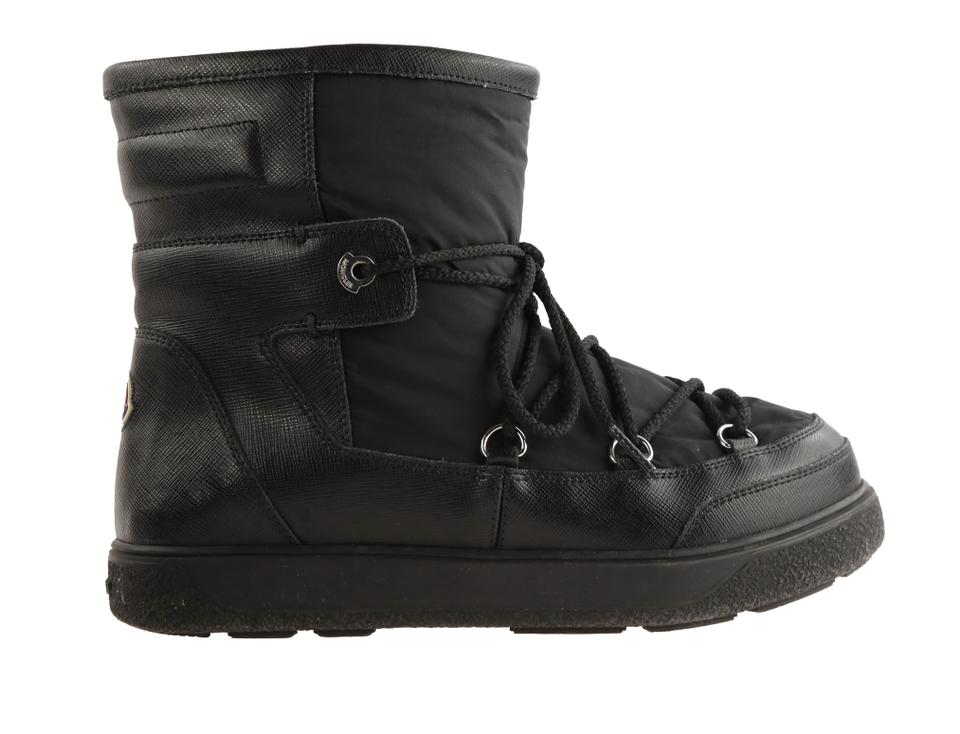 Moncler Black Stephanie Ankle BootsBooties Size EU 38 (Approx. US 8) Regular (M, B) 58% off retail