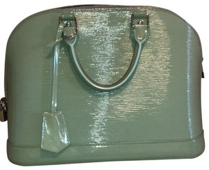 Louis Vuitton Satchel in Mint