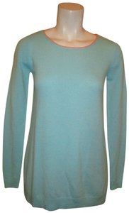 Lilly Pulitzer Cashmere Turquoise 001 Sweater
