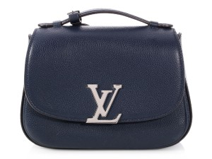 2d4123fa6551 Louis Vuitton Vivienne Neo Marine Navy Blue Leather Cross Body Bag ...