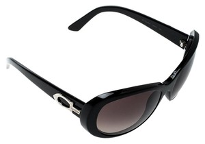 fc317117cf0 Cartier Black Black  Gradient Cat Eye Sunglasses - Tradesy