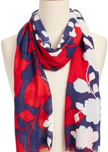 Talbots Talbots lovely floral scarf