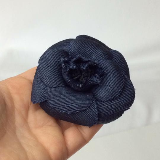 Chanel Camellia Flower Pin Brooch Image 1