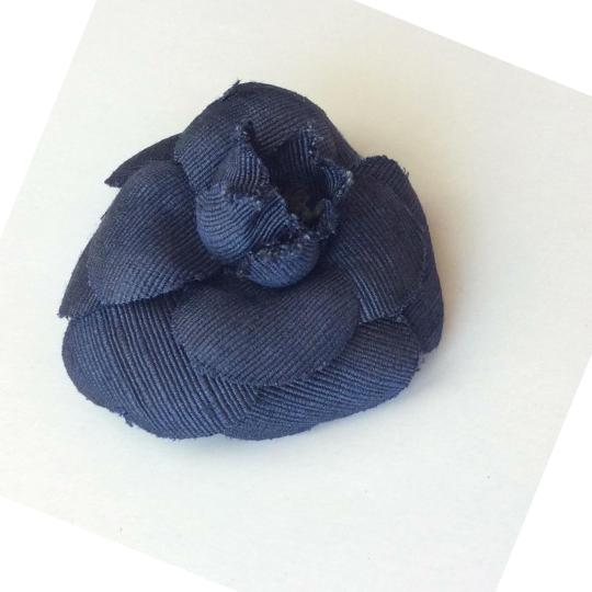 Chanel Camellia Flower Pin Brooch Image 4