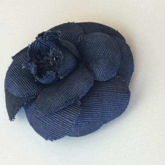 Chanel Camellia Flower Pin Brooch Image 5