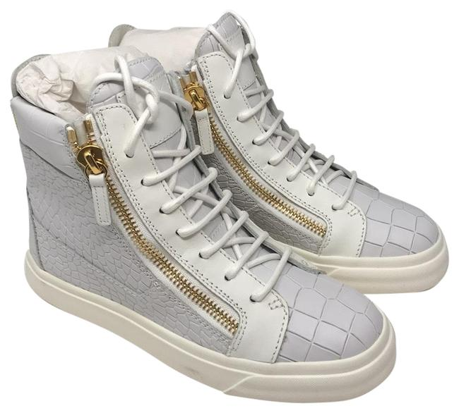 Item - White Gold New Sneakers Size EU 35.5 (Approx. US 5.5) Regular (M, B)