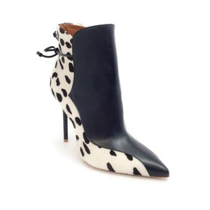 Malone Souliers Black / White Boots