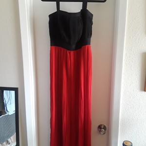 Red Maxi Dress by Calvin Klein
