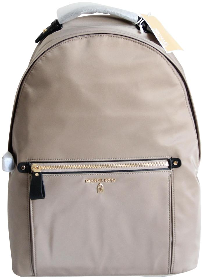 f3b05b08805a3 Michael Kors Nylon Kelsey Plum Backpack Image 0 ...