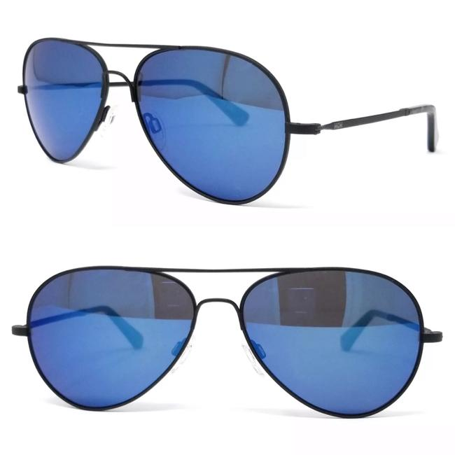 MCM Black Blue Aviator Model: Mcm100s Condition: New Gender: Unisex Frame Color: Matte Flexon Frame Color Code: 002 Lens Color: Sunglasses MCM Black Blue Aviator Model: Mcm100s Condition: New Gender: Unisex Frame Color: Matte Flexon Frame Color Code: 002 Lens Color: Sunglasses Image 1