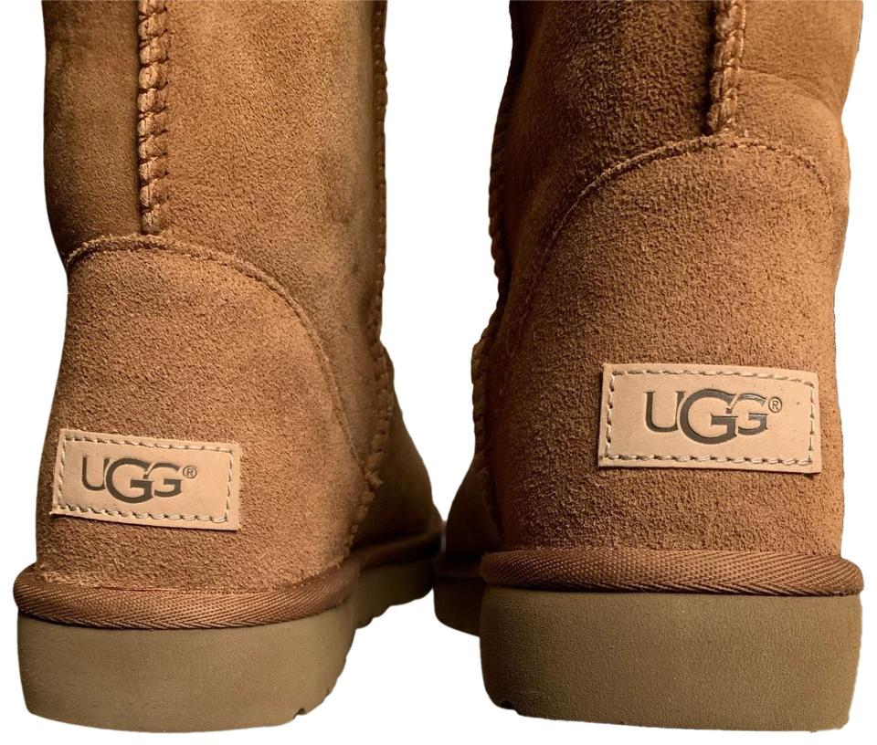 a998316ee64 UGG Australia Chestnut Classic Tall Ll Boots/Booties Size US 8 Regular (M,  B) 56% off retail