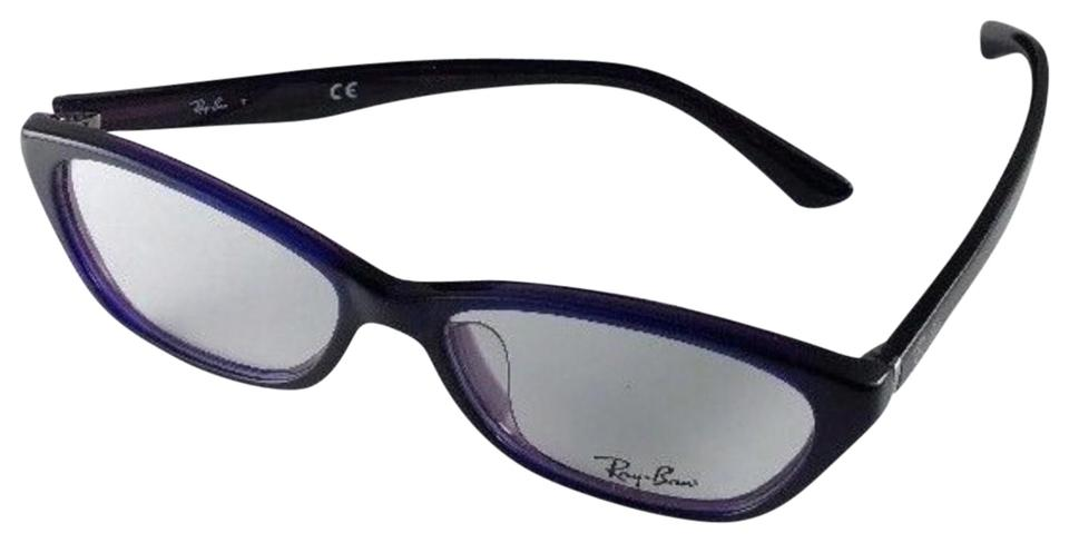 170b17d2bca Ray-Ban New RAY-BAN Eyeglasses RB 5295-D 5183 Violet Purple Transparent ...