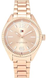Tommy Hilfiger Tommy Hilfiger Women s Watch Rose Gold Orologio donna Sport  Casual 2d84b8e757d