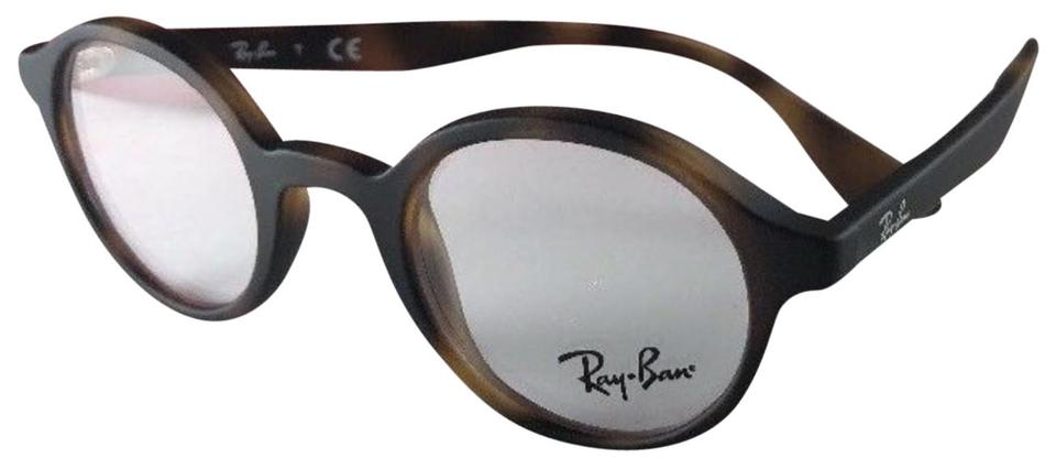 0bd2a336e3c Ray-Ban New RAY-BAN Junior Eyeglasses RB 1561 3616 Round Havana Tortoise  Rubbe ...