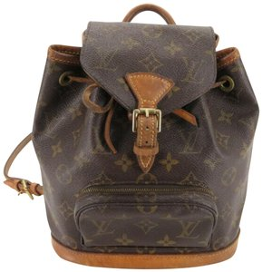 Louis Vuitton Palm Springs Hot Springs Bosphore Montsoris Mountsoris Backpack
