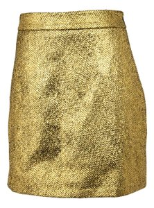 Gold mini skirts size 25 Women S Skirts New Collection 2021 Benetton