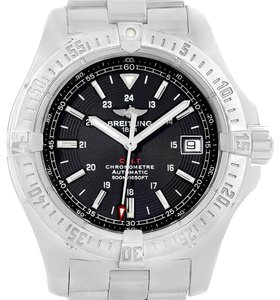 Breitling Breitling Colt 41mm Black Dial Automatic Steel Mens Watch A17380