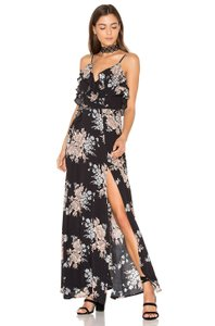 1dd0d5fb2417 Privacy Please Black Karen Long Casual Maxi Dress Size 0 (XS) - Tradesy