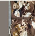 Talbots Brown Floral Belted 2p Mid-length Work/Office Dress Size Petite 2 (XS) Talbots Brown Floral Belted 2p Mid-length Work/Office Dress Size Petite 2 (XS) Image 7